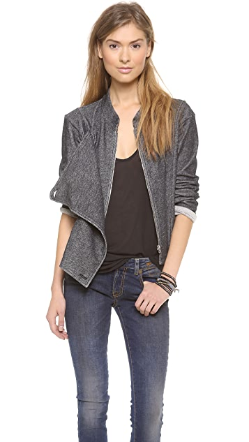 LA't by L'AGENCE Double Breasted Jacket