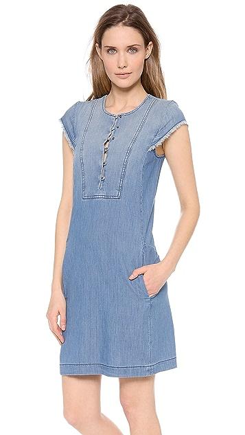 LA't by L'AGENCE Denim Dress