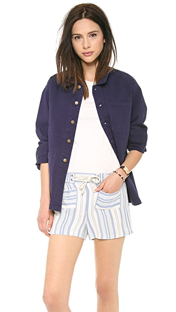 LA't by L'AGENCE Deck Jacket