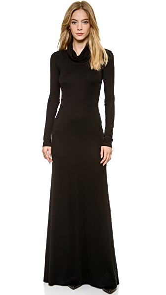 LA't by L'AGENCE Long T Dress