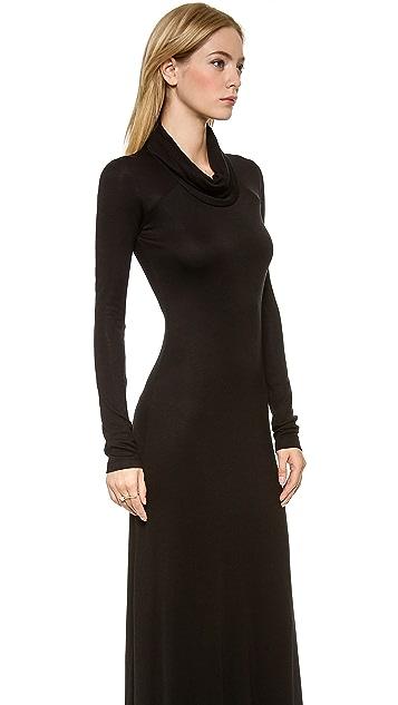 LA't by L'AGENCE Long T Dress