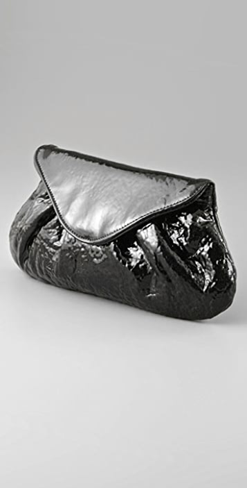 Lauren Merkin Handbags Lotte Patent Clutch