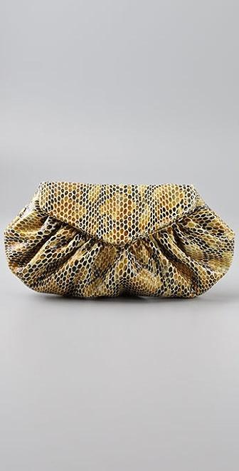 Lauren Merkin Handbags Diana Serpent Cross Body Clutch