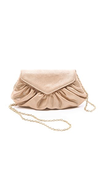 Lauren Merkin Handbags Diana Pearlized Lizard Bag