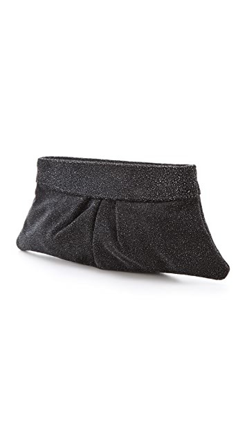 Lauren Merkin Handbags Eve Glass Encrusted Clutch