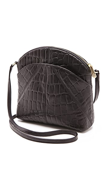 Lauren Merkin Handbags Rory Croco Bucket Bag