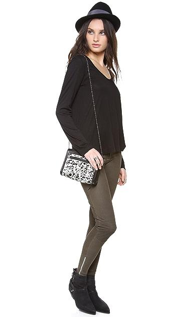 Lauren Merkin Handbags Mini CeCe Cross Body Bag