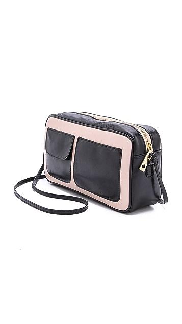 Lauren Merkin Handbags Bailey Cross Body Bag