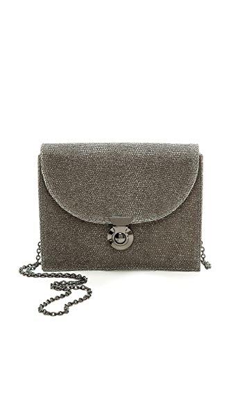Lauren Merkin Handbags Glitter Piper Cross Body Bag