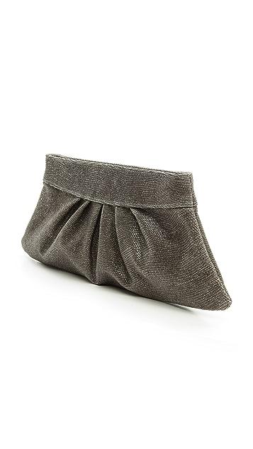 Lauren Merkin Handbags Glitter Louise Clutch