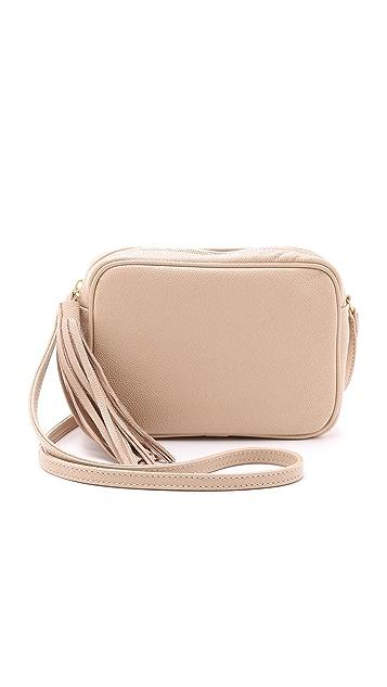 Lauren Merkin Handbags Mega Meg Cross Body Bag