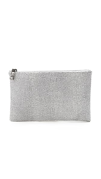Lauren Merkin Handbags Small Tassel Pouch