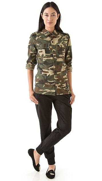 Laurence Dolige Soldat Cotton Shirt