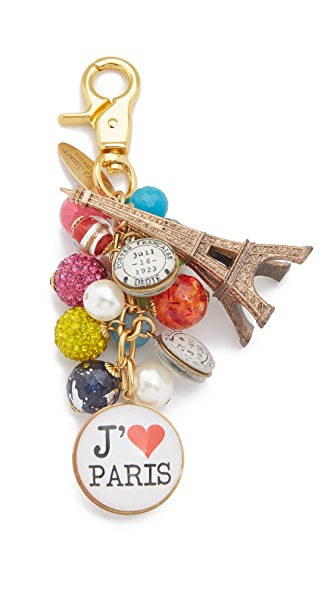 Lenora Dame Paris Bag Charm