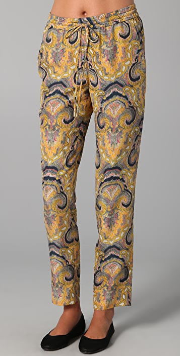 Lyn Devon Drawstring Truman Pants