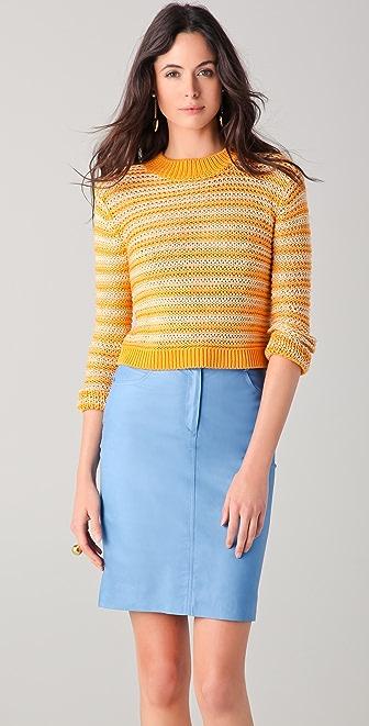 Lyn Devon Delaunay Sweater