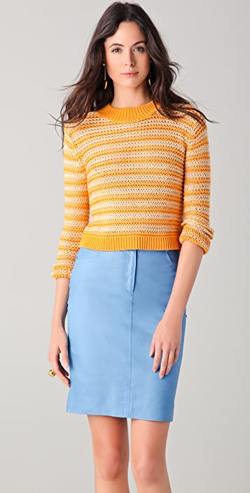 Lyn Devon Delaunay Sweater