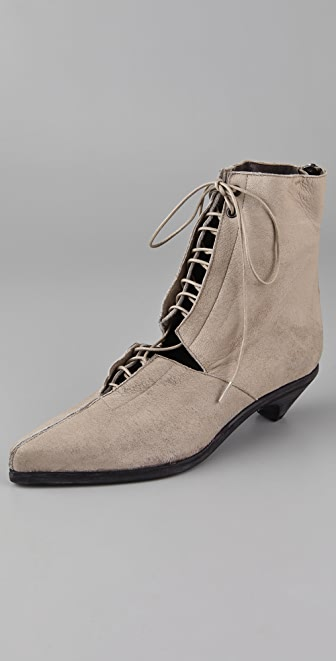 LD Tuttle The Draw Baby Heel Booties