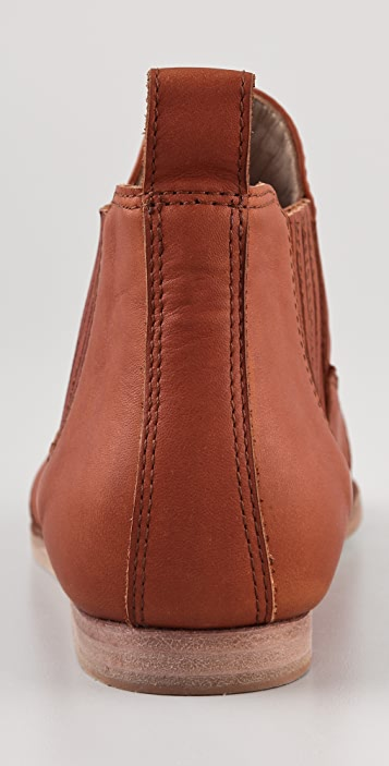 LD Tuttle The Cuff Open Toe Booties