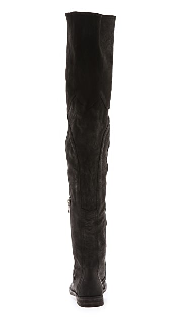 LD Tuttle The Shaper Over the Knee Boots