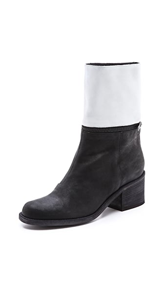 LD Tuttle The Rex Two Tone Boots