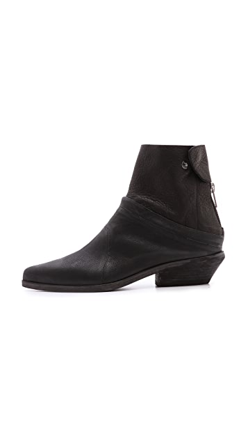 LD Tuttle The Crater Convertible Booties