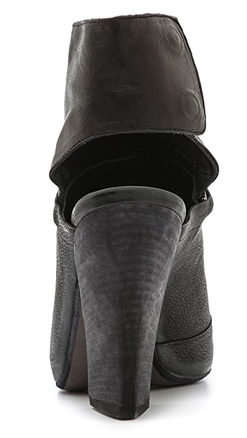 LD Tuttle The Bar Removable Cuff Booties