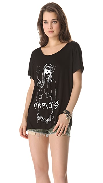 Le Beau Paris Tee