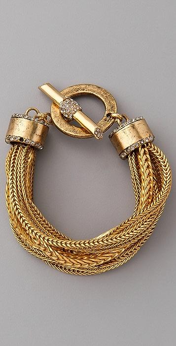 Lee Angel Jewelry Marti Chain Bracelet