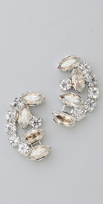 Rachel Leigh Jewelry Zelda Crystal Stud Earrings