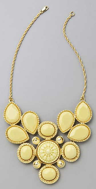 Rachel Leigh Jewelry Millie Bib Necklace
