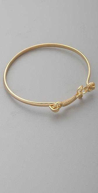 Rachel Leigh Jewelry Society Bow ID Bracelet
