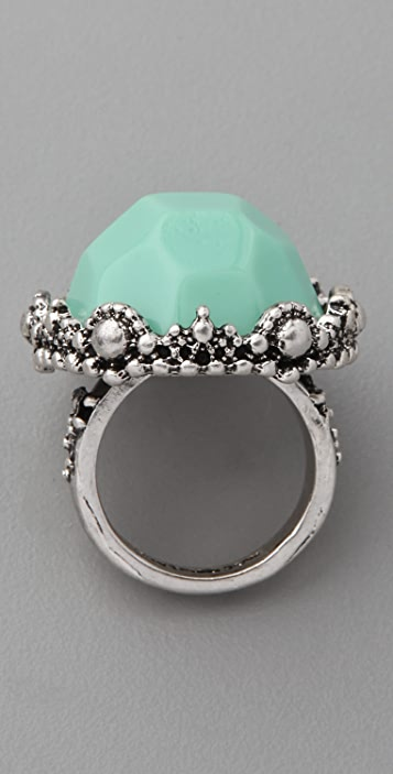 Rachel Leigh Jewelry Estates Rock Ring