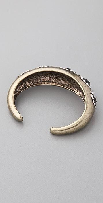 Rachel Leigh Jewelry Adorned Resin Cuff
