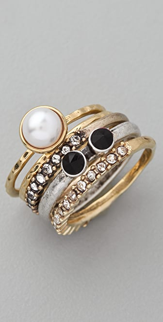 Rachel Leigh Jewelry Estates Ring Set