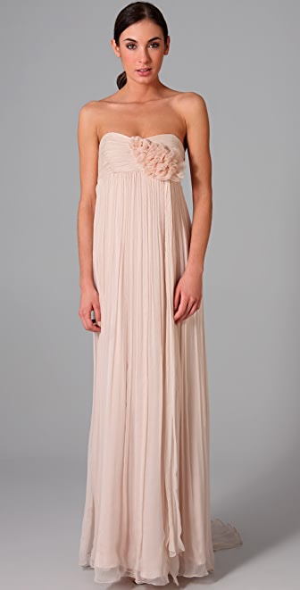 Ethereal by Leila Hafzi Mariam Gown