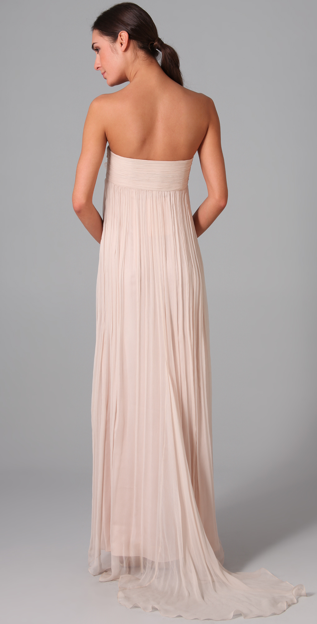 Ethereal by Leila Hafzi Mariam Gown | SHOPBOP