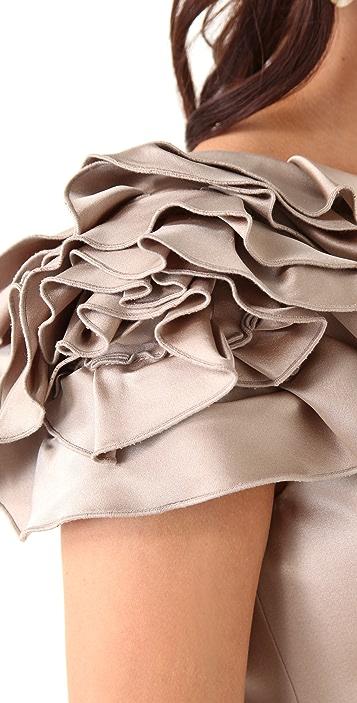 Lela Rose Rose Sheath Dress