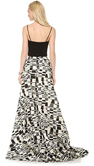 Lela Rose Ball Skirt