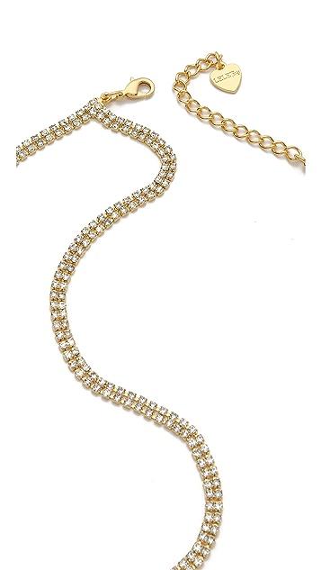 LELET NY Gweneth Swarovski Crystal Headband