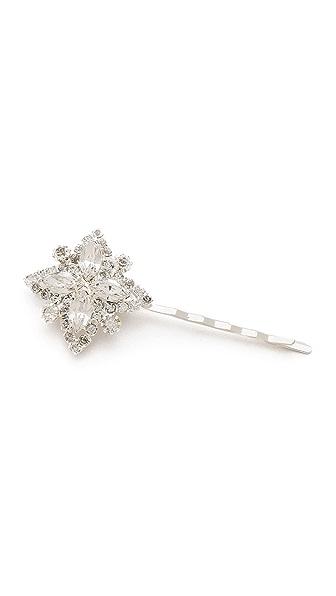 LELET NY Twilight Swarovski Crystal Bobby Pin