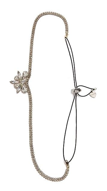 LELET NY Grace Swarovski Crystal Headband