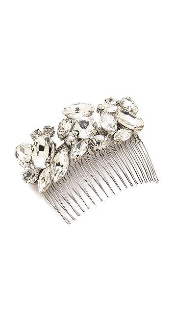LELET NY Stella Crystal Comb