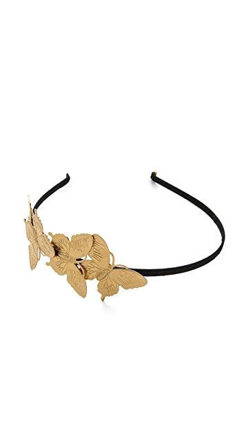LELET NY Butterfly Headband