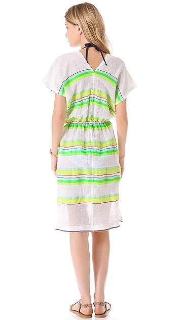 Lemlem Birabiro Cover Up Dress