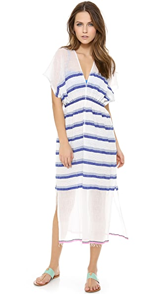 Lemlem Berta Gauze Patio Dress