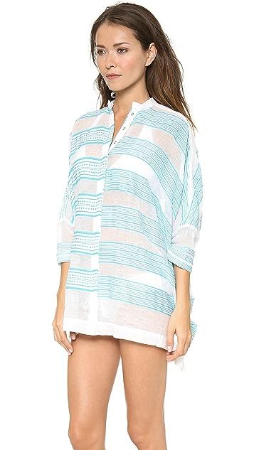 Lemlem Samara Gauze Shirt