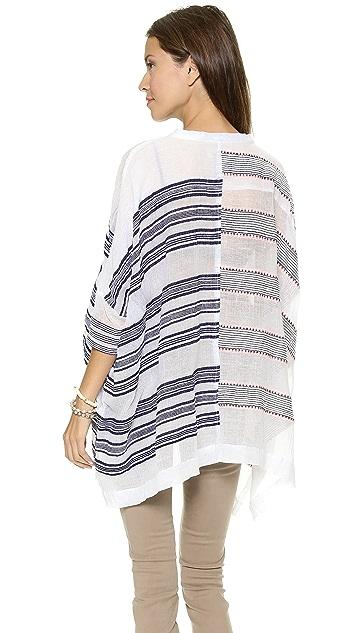 Lemlem Tara Gauze Shirt