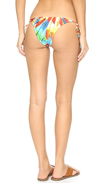 Lenny Niemeyer Imperial String Bikini Bottoms