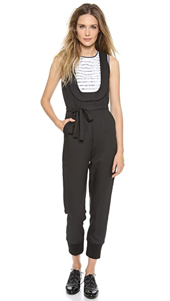 Leur Logette Scoop Neck Jumpsuit